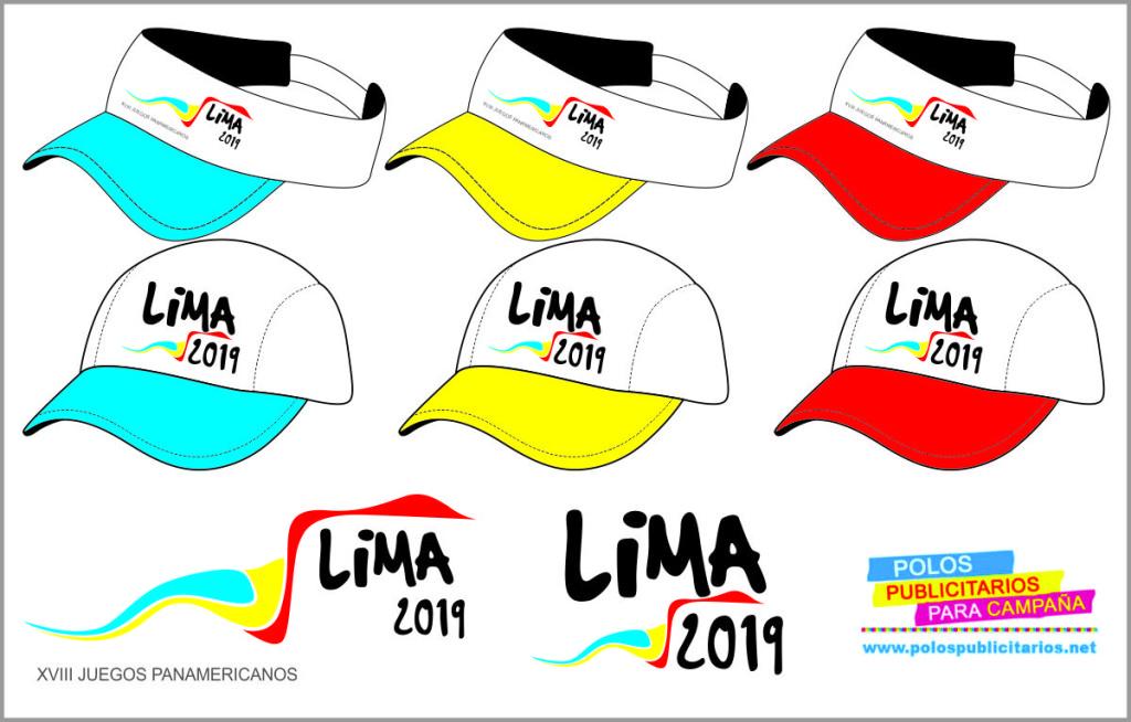 Gorros Juegos Panamericanos 2019